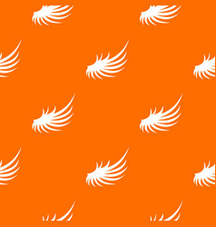 wing pattern seamless vector image