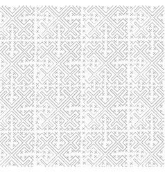 hmong pattern vector image vector image