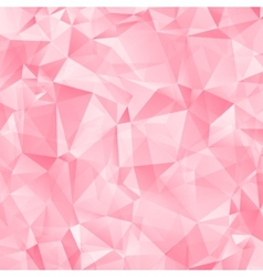 Triangle geometric neutral background vector image vector image