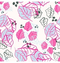 Seamless pattern for fabric textile design in vector