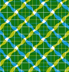 Geometric tiles seamless pattern background vector