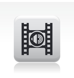 Audio icon vector