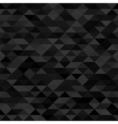 Seamless geometrical background vector image vector image