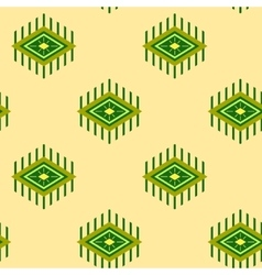 Rhombus seamless pattern background vector