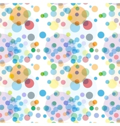 Abstract colorful seamless background EPS10 vector image