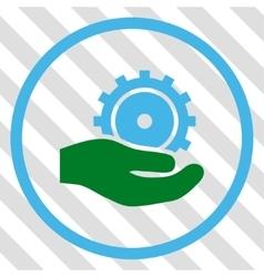 Development Service Icon vector image