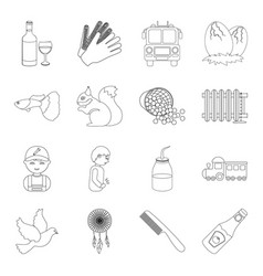 Food sport plumbing and other web icon in vector