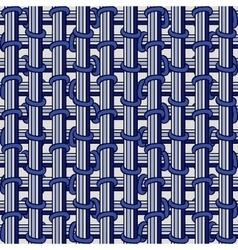 Elegance blue seamless pattern vector image vector image