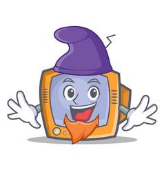 Elf tv character cartoon object vector