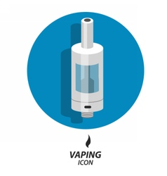 Untitled-10flat vaping icon circle vector