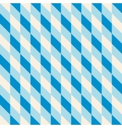 Diagonal blue romb background vector