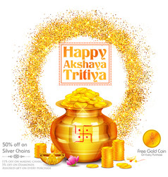 Akshay tritiya celebration vector
