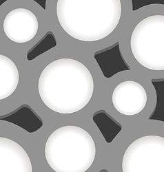 Abstract blot scheme vector image