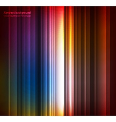 Abstract Design with Lines vector image