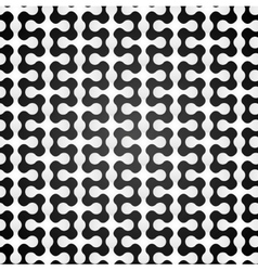Abstract geometric pattern design vector image