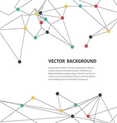 Polygonal background3 vector