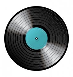 vinyl image vector image vector image