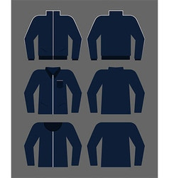 Man clothes set vector