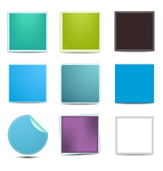 Icon or Avatar Frames vector image