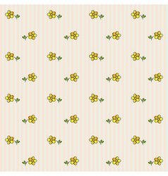 Floral Pattern 4 vector image vector image