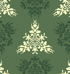 Olive royal spring seamless background vector