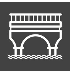 Bridge vector image vector image