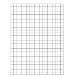 Engineering graph paper printable graph paper vector