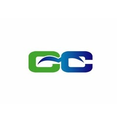 Cc logo vector