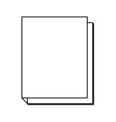 School note book vector