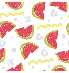Summer fashion print vector