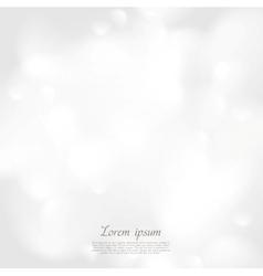 Grey shiny light abstract background vector