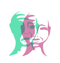 Multiple personality vector