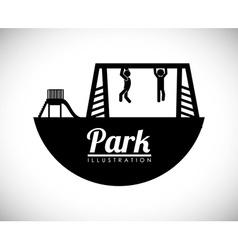 Park design vector