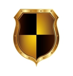 Security shield protection vector
