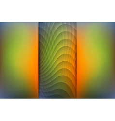 Fall season colored abstract background vector