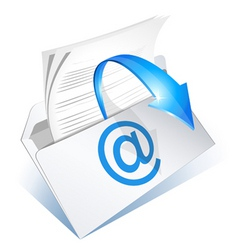 Email to read vector