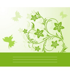 spring9 vector image vector image
