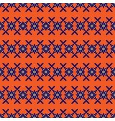 Stars geometric seamless pattern 604 vector image