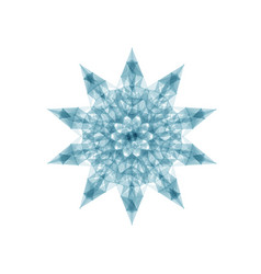 modern star background vector image