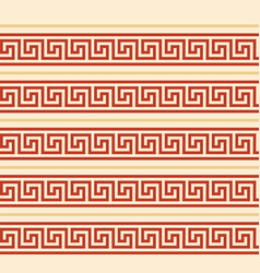 chinese retro pattern vector image vector image