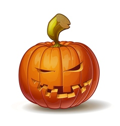 Pumpkins mean 2 vector