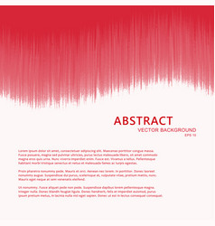 Abstract background with watercolor imitation vector