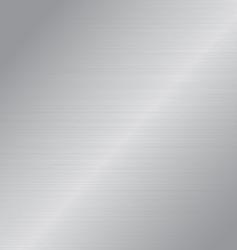 Silver metal vector