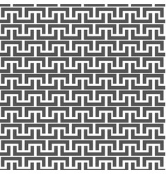 Black and white seamless background vector