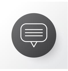 Unread letter icon symbol premium quality vector