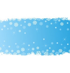 winter background5 vector image