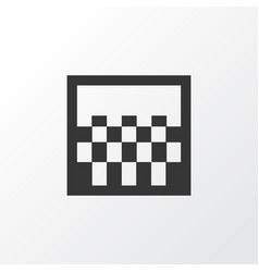 gradient icon symbol premium quality isolated vector image vector image