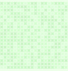 green abstract pattern seamless vector image vector image