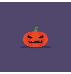 Cartoon halloween object vector image