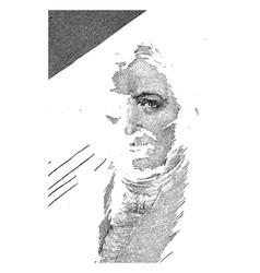 Eli whitney vintage vector
